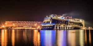 Meyer Werft - Kreuzfahrtschiffe